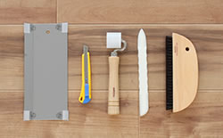 Tool kit for walls